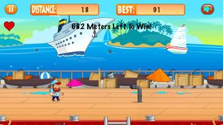 Sailor Fleet Run screenshot 1