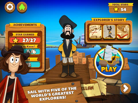 Age of Explorers - A Planet H game from HISTORY screenshot 7