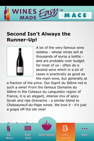 Mace Wine Wizard - náhled