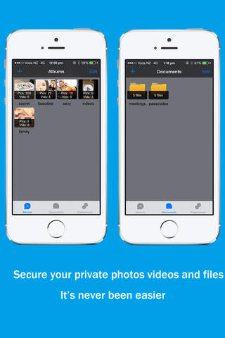 Pictures Safe Manager Pro - Keep my Photos Videos  - náhled