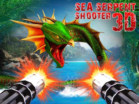 Monster Snake Shooting 3D screenshot 6