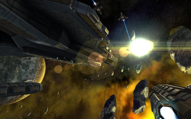 Beyond Space Remastered screenshot 3