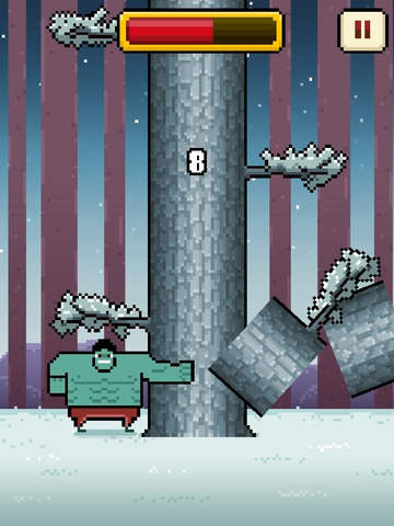 Timberman screenshot 6