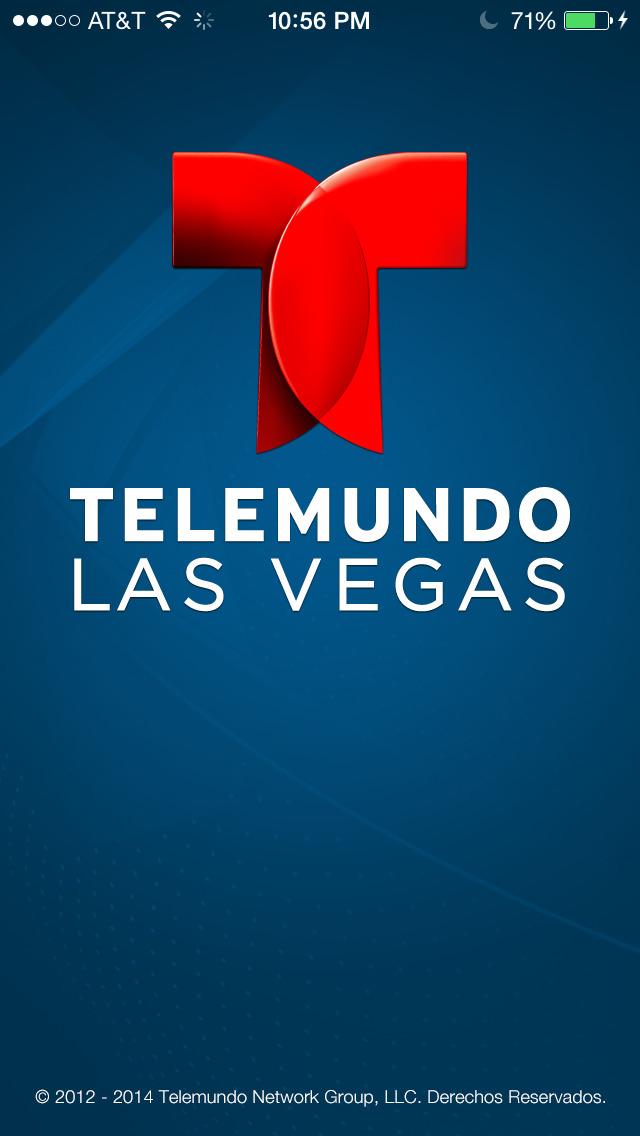Telemundo Las Vegas screenshot 1