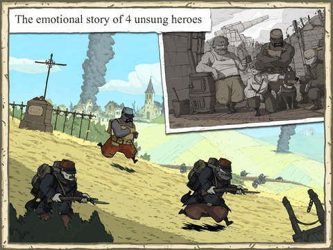 Valiant Hearts: The Great War screenshot 7
