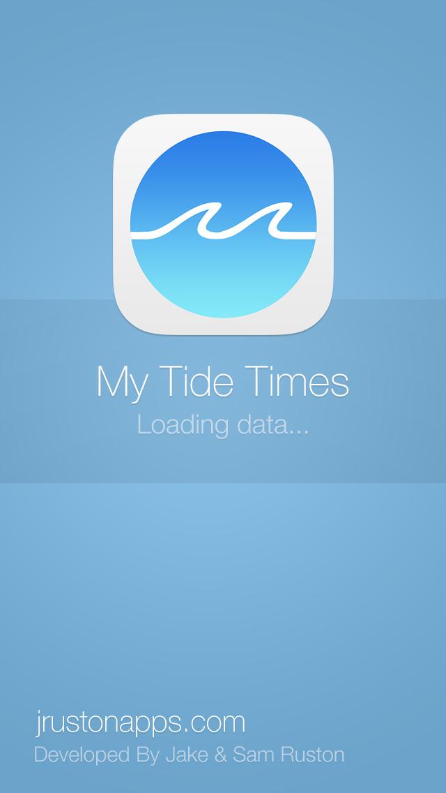 My Tide Times - Tables & Chart screenshot 3