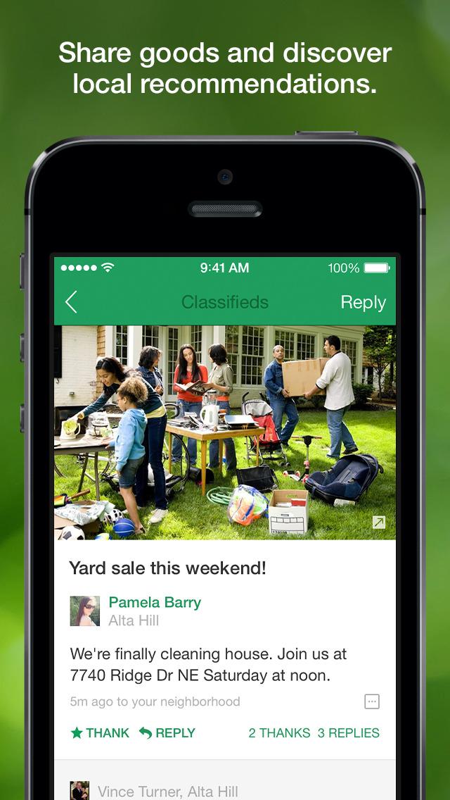 Nextdoor - Neighborhood App screenshot 4