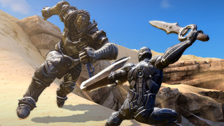 Infinity Blade III screenshot #4