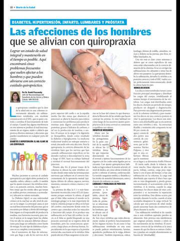 Diario de la Salud screenshot 9