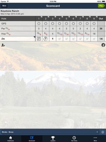 Keystone Golf Colorado screenshot 8