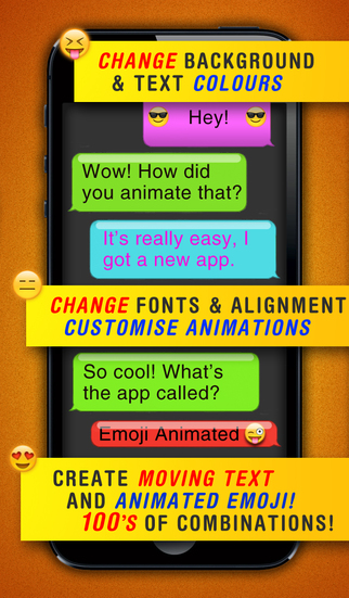 Emoji Animated Pro - Create your own custom GIF messages screenshot 5