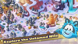 Club Penguin Puffle Wild screenshot 2