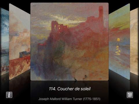 Turner et la couleur HD screenshot 8