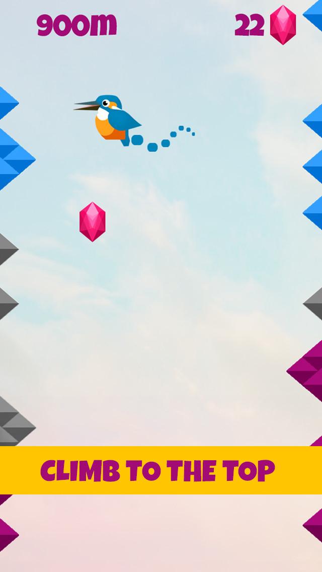 Birdy Bird - Climb to the top screenshot 1