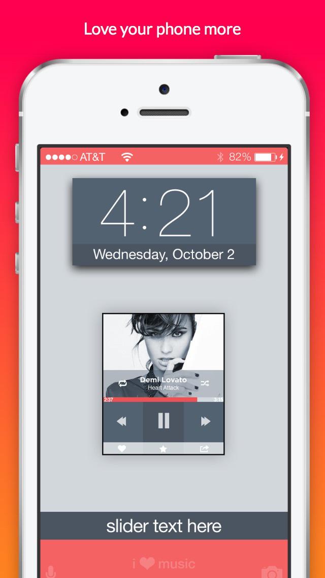 Aesthetic: Icons Widgets Theme screenshot 3