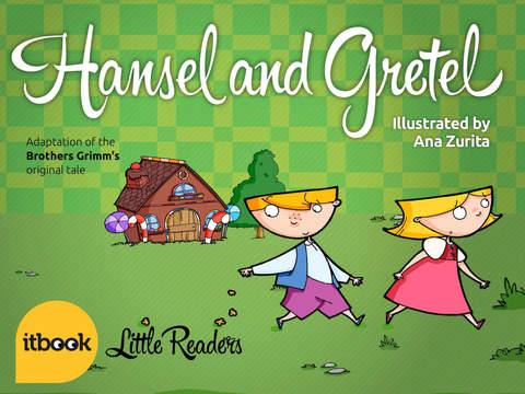 Little Readers' Classic Tales. Itbook screenshot 8