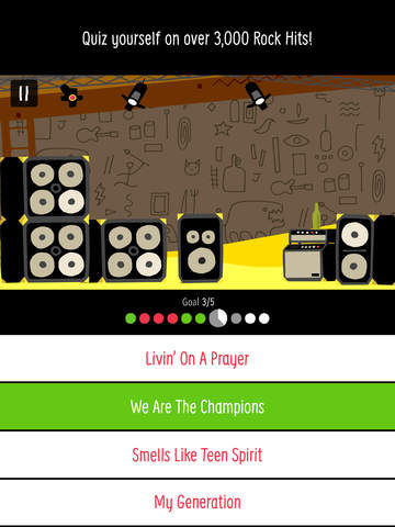 Rock On - A SongPop Adventure screenshot 6