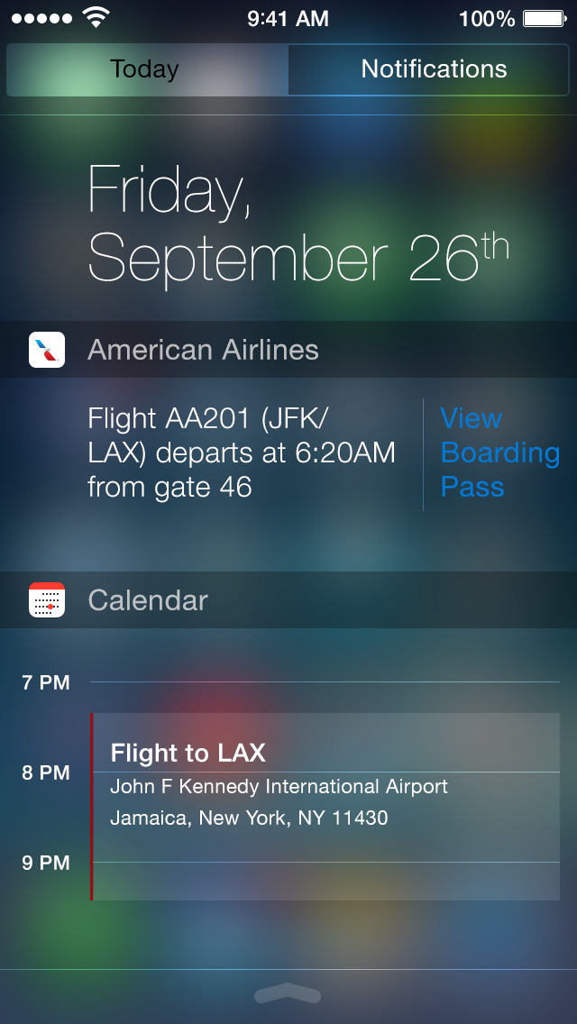 American Airlines screenshot 4