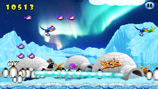 Happy Pinguin Jump : Wourld Tour screenshot 3