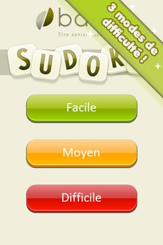 Sudoku gratuit - Bazile - náhled