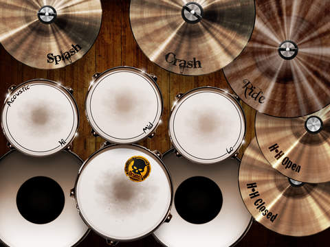 Drums! - A studio quality drum kit in your pocket screenshot 6
