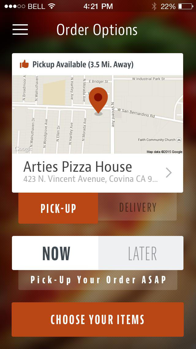 Big House Pizza & BBQ screenshot 2
