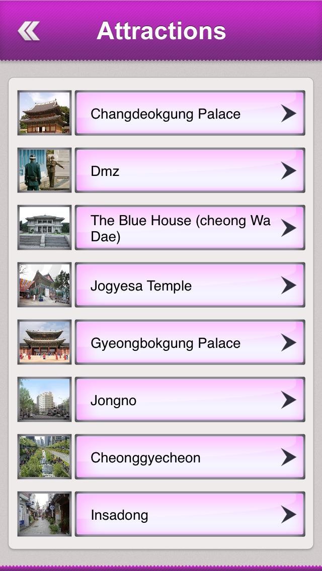 South Korea Tourism screenshot 3