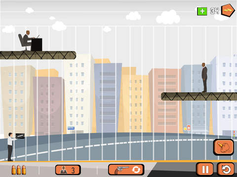 Angry Boss Shooter 2015 screenshot 8