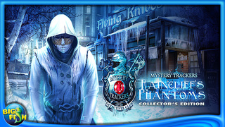 Mystery Trackers: Raincliff's Phantoms - A Supernatural Detective Game screenshot 5