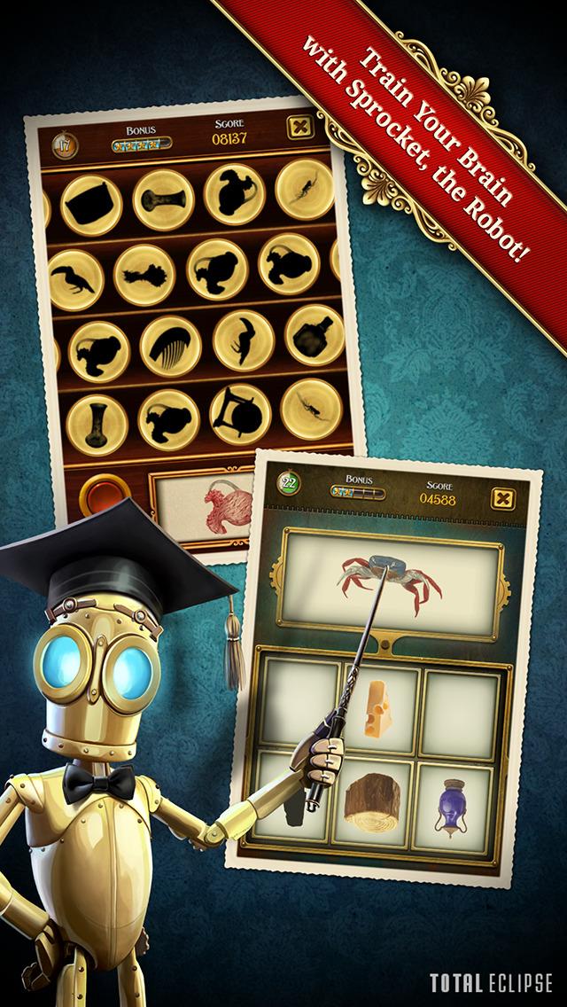 Clockwork Brain Training | Memory & Attention Game screenshot 1