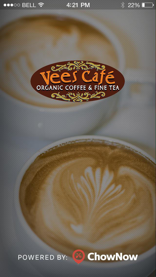 Vees Cafe screenshot 1