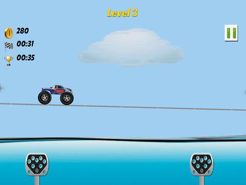 Crazy Monster Truck - Pro screenshot 8