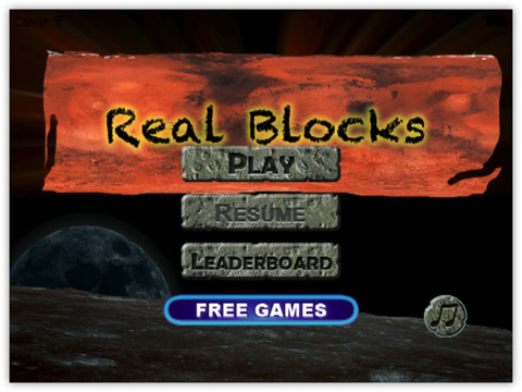 Real Blocks : Space Strike Delta Force screenshot 5