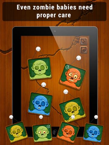 Baby Zombie Care Lite screenshot 7