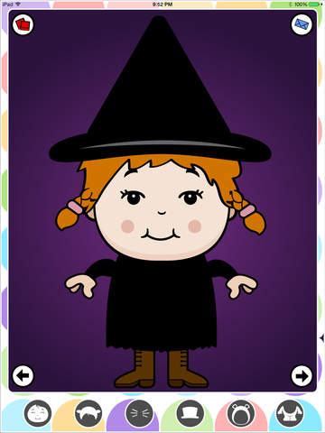 DressUpKids screenshot 3