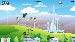 A Drop Of Speed : Grand Strategy Weapon The Ninja screenshot 1