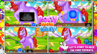 Pony New Baby screenshot 2