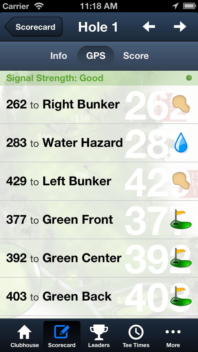 Orr Lake Golf Club screenshot 4