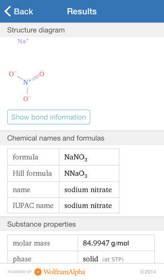 Wolfram General Chemistry Course Assistant screenshot 4