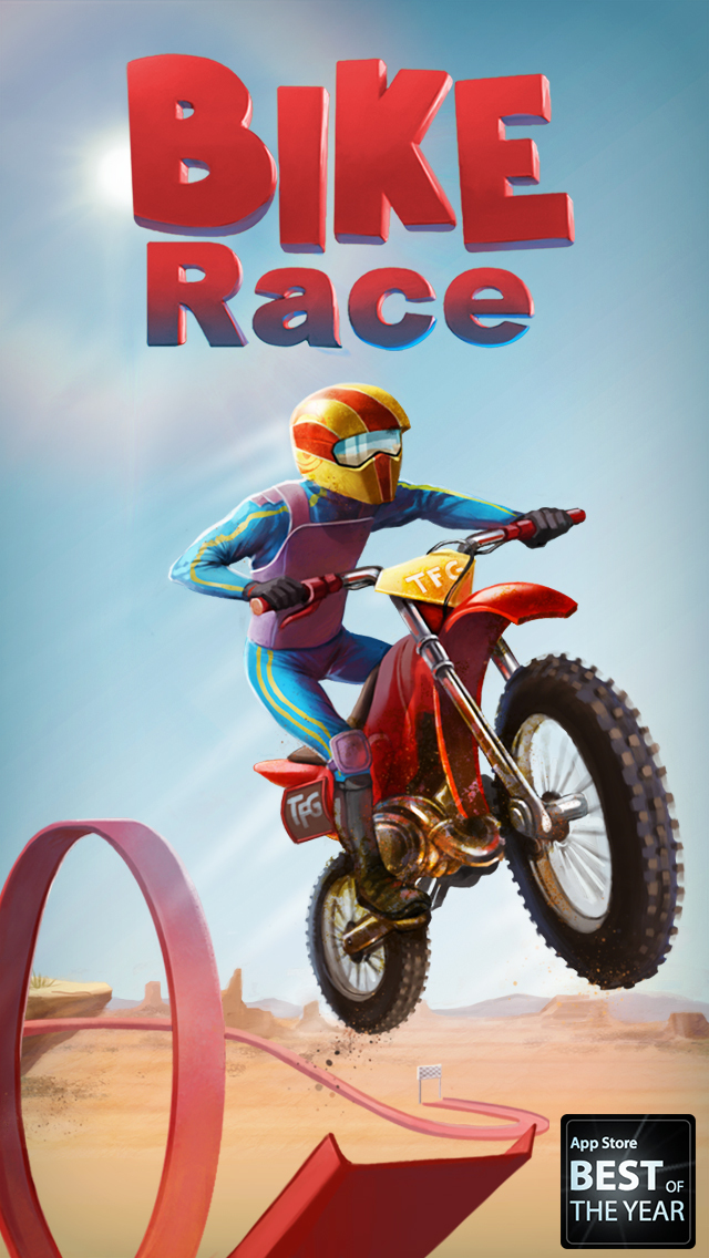 Bike Race Pro: Motor Racing screenshot 1