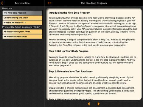 AP Physics 1 5 Steps to a 5 screenshot 7