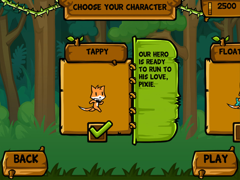Tappy Escape - Free Adventure Running Game for Kids, Boys and Girls screenshot #4