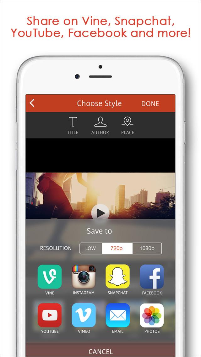 Videoshop - Video Editor screenshot 5