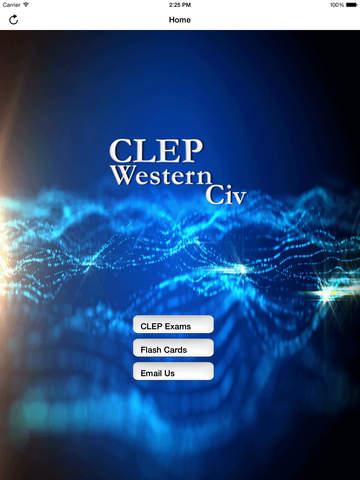 CLEP Western Civ Prep 2020 screenshot 6
