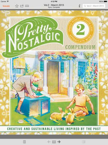 The Pretty Nostalgic Compendium screenshot 6