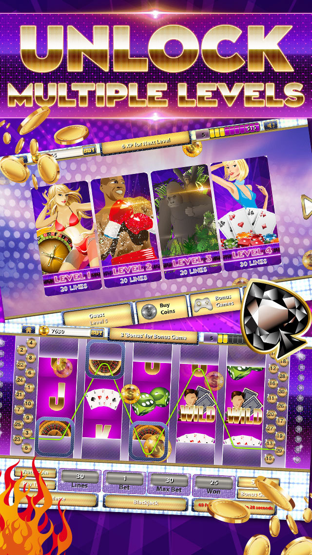 Iron Tower Slots of Fortune! (The Daily 7 Dreams USA Adventure) - Big Win Bonus Wheel Casino 2015 screenshot 3