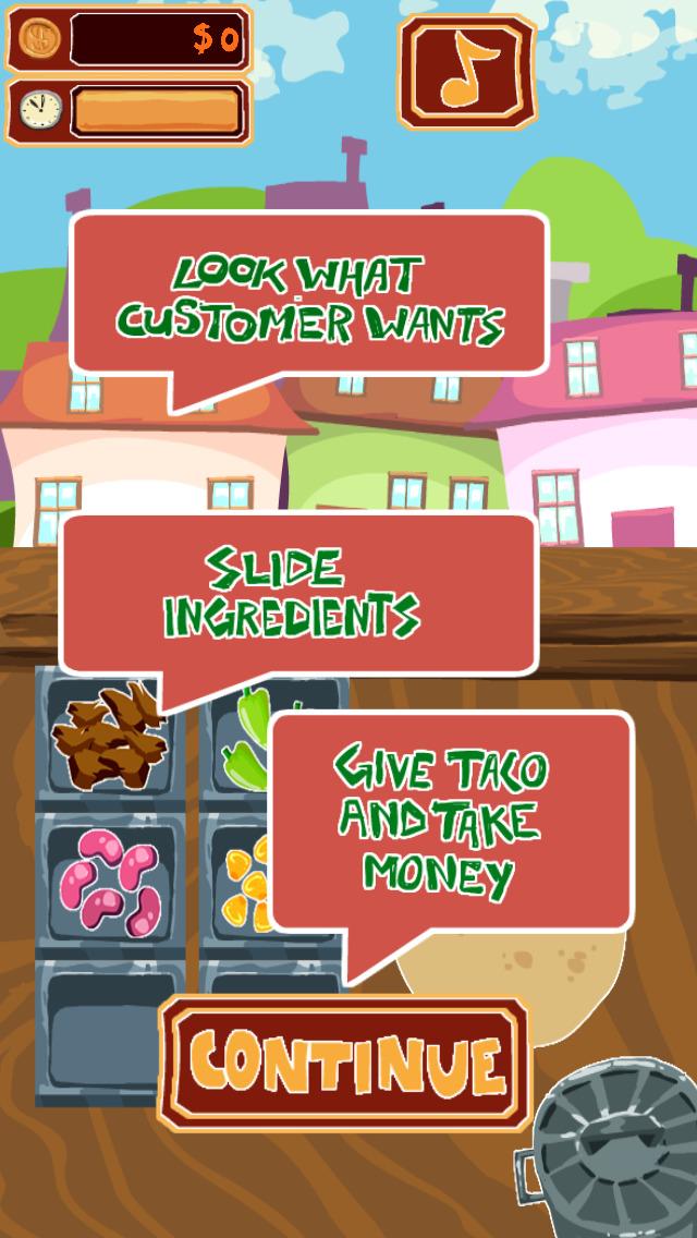 Yummi Taco screenshot 2