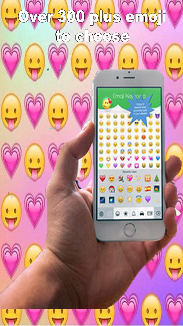 Pimp Your Photo With Emoji - Make Up Photo with Emoticons screenshot 2