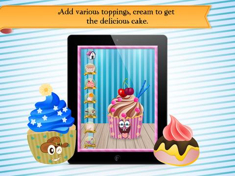 Cupcake Factory screenshot 7