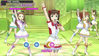 THE iDOLM@STER SHINY FESTA Harmonic Score screenshot 3